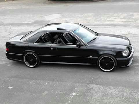W124 Coupe                                                       …