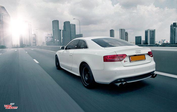 sgCarShoot. Singapore Automotive Photography, Lifestyle, Features: 2009 Audi A5 Coupe