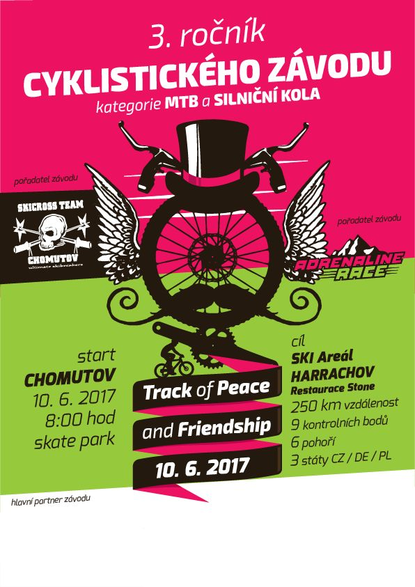 TFP bike MTB fyer RACE 2017