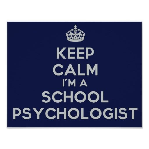 Keep Calm School Psychologist's Office Poster by schoolpsychdesigns of Zazzle.com