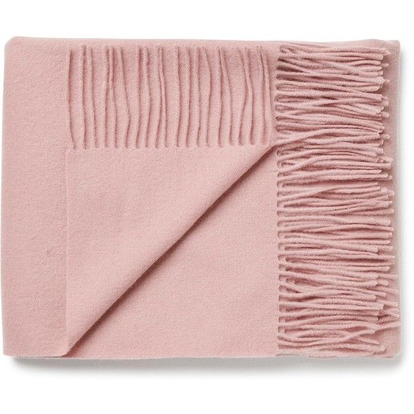 Tuva Wool Shawl ❤ liked on Polyvore featuring accessories, scarves, fringe shawl, woven scarves, woolen shawl, wool scarves and shawl scarves