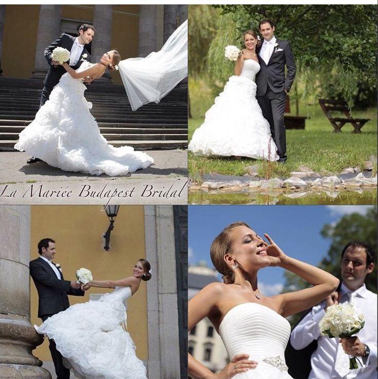 Teodóra Bride - La Mariée Budapest Bridal - Licia by Pronovias