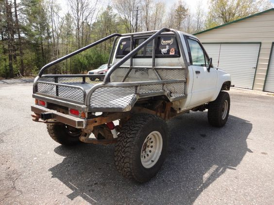 toyota pickup flatbed - Google Search