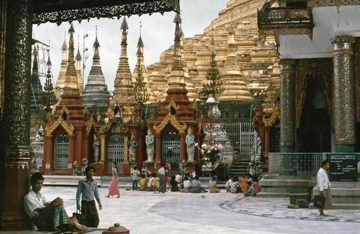 Shwedagon - ein burmesisches Juwel