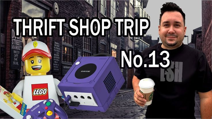 Thrift Shop / Yard Sale / Estate Sale Finds! LEGO Nintendo Gamecube Finds