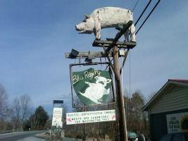 Blue Ridge Pig Restaurant