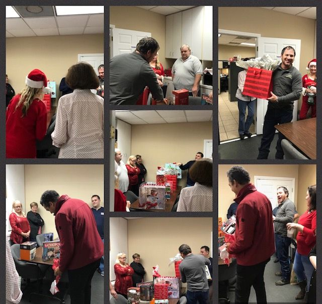 Today Our Csg Consolidated Service Group Abc Paving Sealcoating Hartman S Appliance Repair Team Got T White Elephant Party Elephant Party Appliance Repair