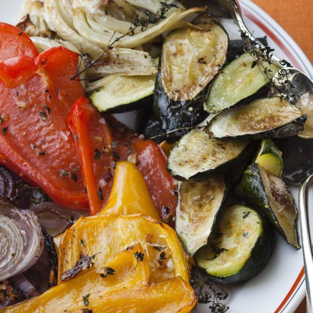 Roasted Summer Vegetables - Barefoot Contessa