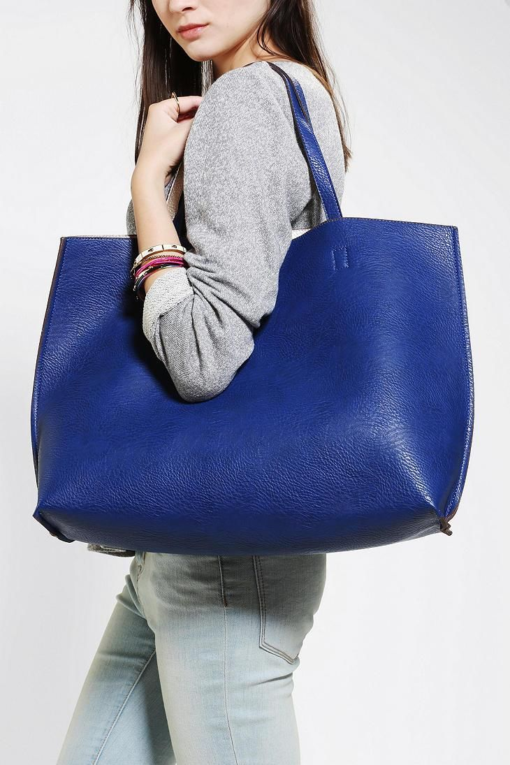 Oversized Tote Bag From Urban Outers Pretty Affordable Fashion Accessories In 2018 Pinterest Bags Purses And Leather