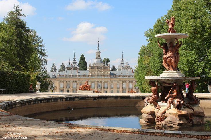 LA GRANJA DE SAN ILDEFONSO, Segovia, CyL, España