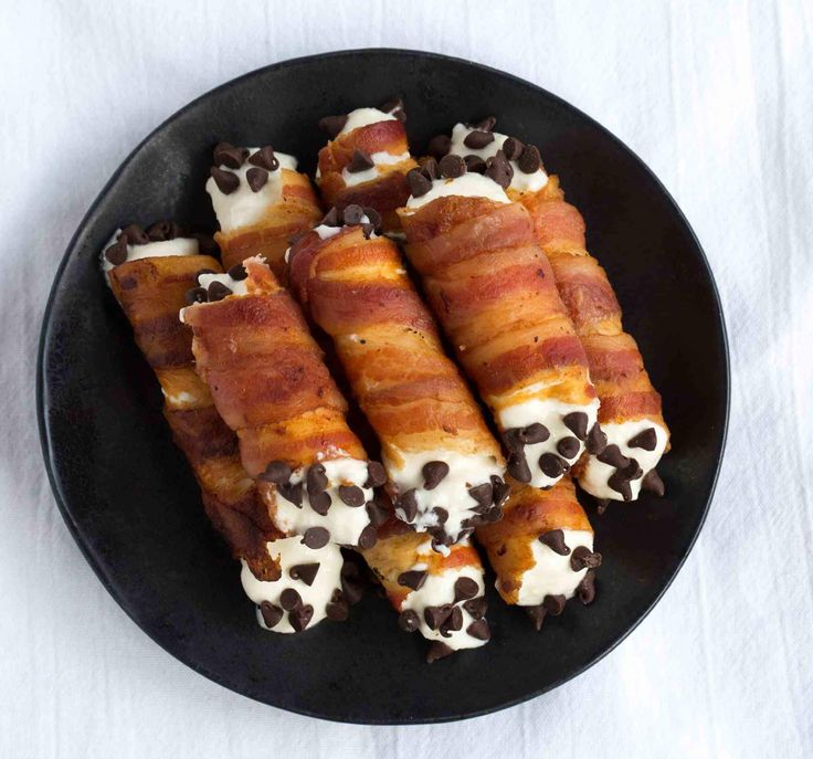 Bacon Cannoli? Bacon Cannoli!