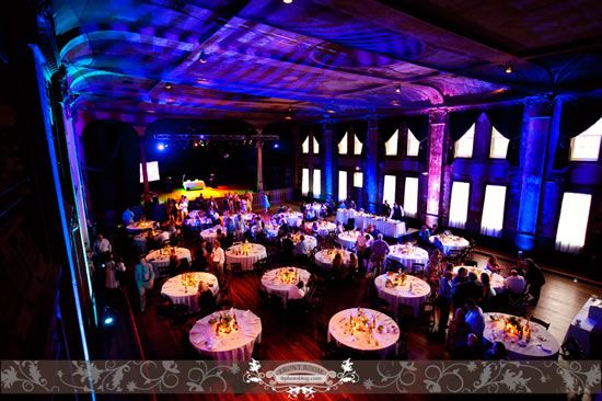 The Right Lighting and Decor Can Add to Turner Hall's Uniqueness. Photo by Front Room Photography.
