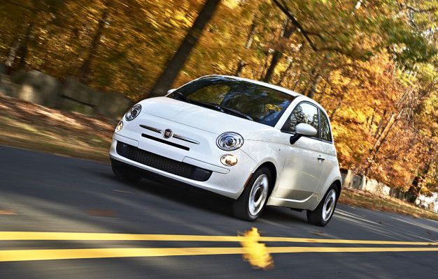 2013 #Fiat 500 Compared, see the pictures here!