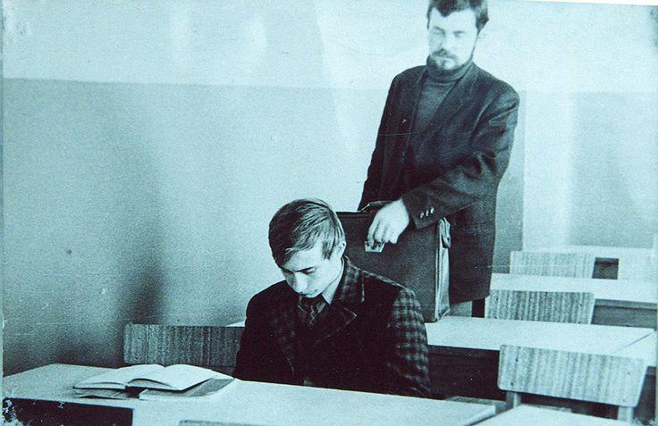 Mr. President Putin (1975) at LGU