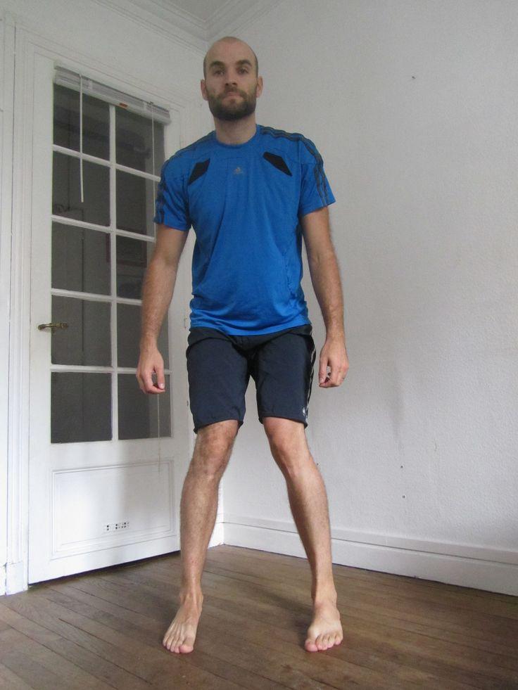 Exercices correctifs pour un genu valgum