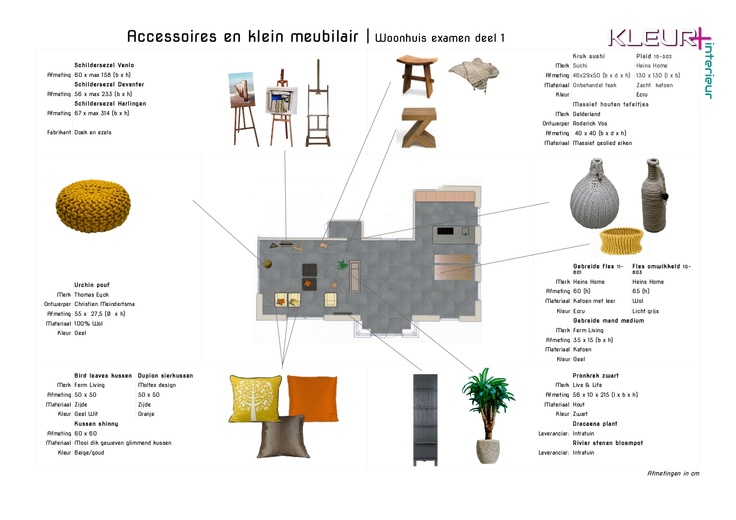 1.6 Accessoires
