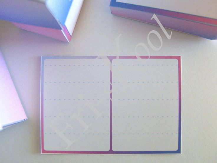 Notecards. Downloadable PDF.