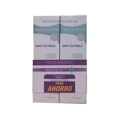 Trofolastin Antiestrias Pack Ahorro Duplo  2x250 ml