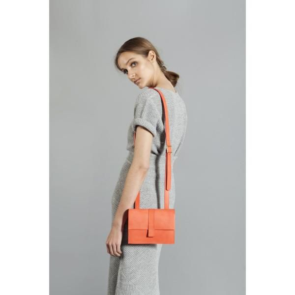 Charlie Box Coral Crossbody Bag | Danielle Foster