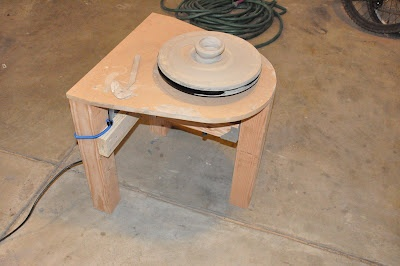 Pottery Wheel (this blog has some great ideas on how to make them)