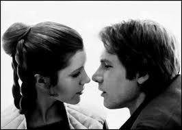 love it: Carrie Fisher, Harrison Ford, Stars, Star Wars, Movie, Han Solo, Starwars, Princess Leia