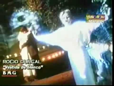 Rocío Dúrcal - Vestida de blanco - 1995