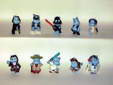 Ü-Ei Figuren: Komplette Serie Hipperium Star Wars - Überraschungsei - Rarität
