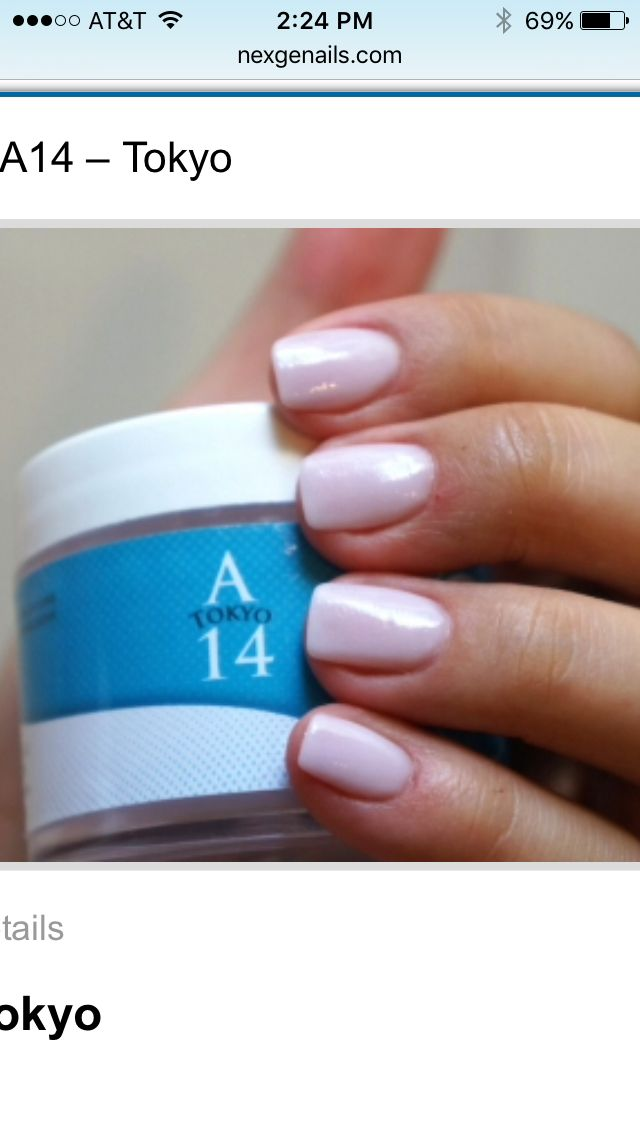 33 best nexgen nail colors images on Pinterest | Belle nails, Dipped ...