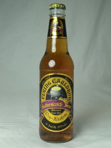 @Gabrielle Kauwe for those of us that aren't cool enough to go to HP World! There's Flying Cauldron Non-Alcoholic Butterscotch Beer! [& it's sold in Kea`au!]