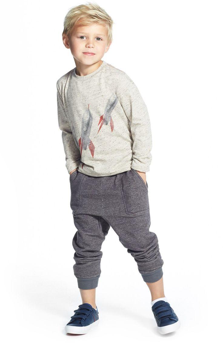 Tucker + Tate Knit Jogger Pants (Toddler Boys, Little Boys & Big Boys)