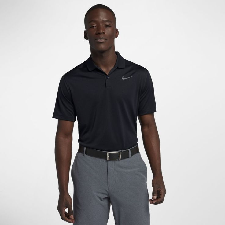 Nike Dri Fit Golf Polo Shirts Mens