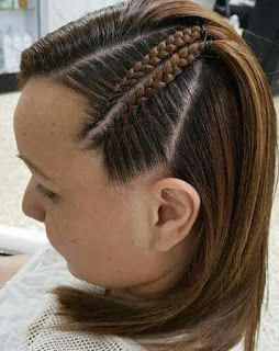 These short braided hairstyles truly are trendy #shortbraidedhairstyles