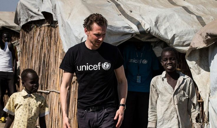 Tom Hiddleston Reveals He's 'Heartbroken' After His UNICEF Visit To South Sudan