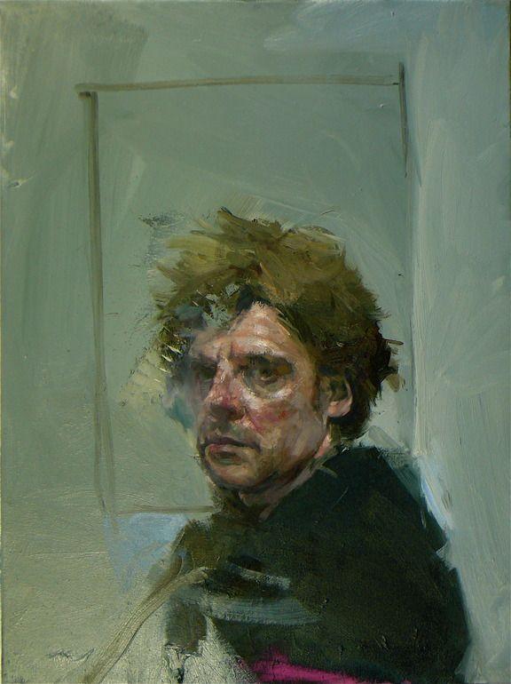 "Saatchi Art Artist: christos tsimaris; Oil 2012 Painting ""late at night"""