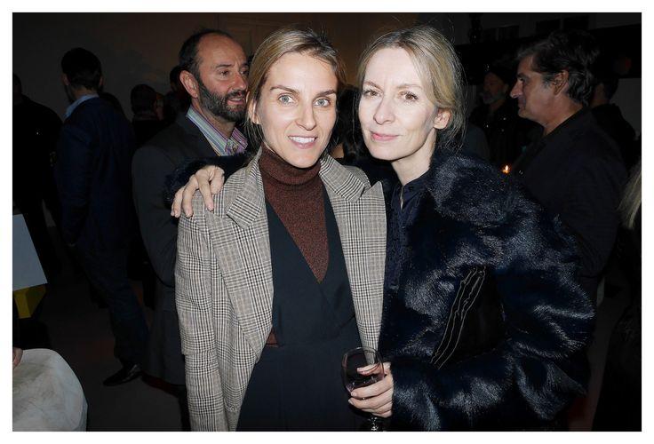 Gaia Repossi and Suzanne Koller