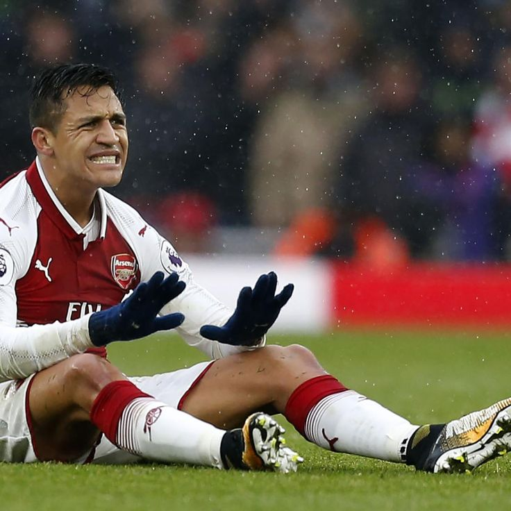 PSG Reportedly Want Alexis Sanchez from Arsenal in January Transfer Window