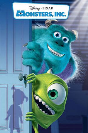 Monsters, INC. - DVD