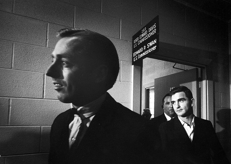 Jack Murphy and Allan Kuhn