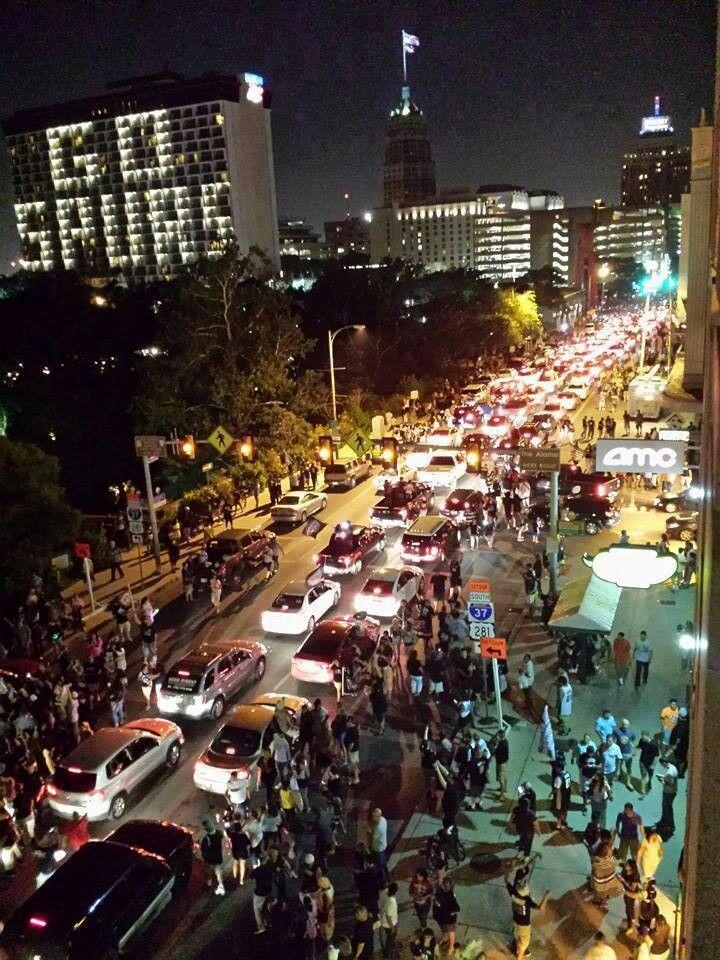 San Antonio spurs fans !