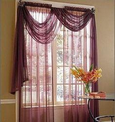 Tipos de cortinas modernas | Hoy LowCost                                                                                                                                                                                 Más