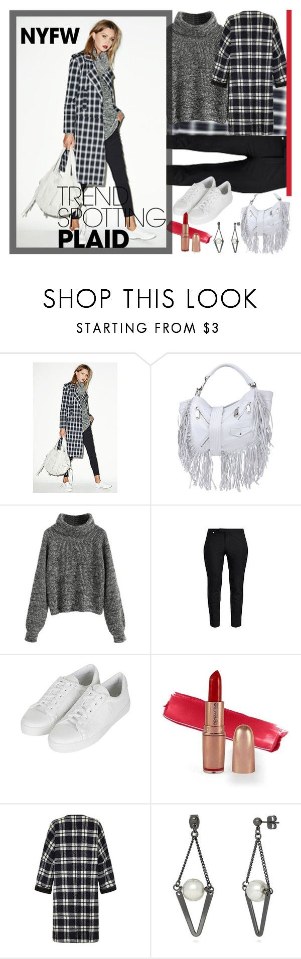 """""""#Remember2016#"""" by ann-kelley14 ❤ liked on Polyvore featuring Dsquared2, Ralph Lauren, Topshop, Parka London, BERRICLE, contestentry and NYFWPlaid"""