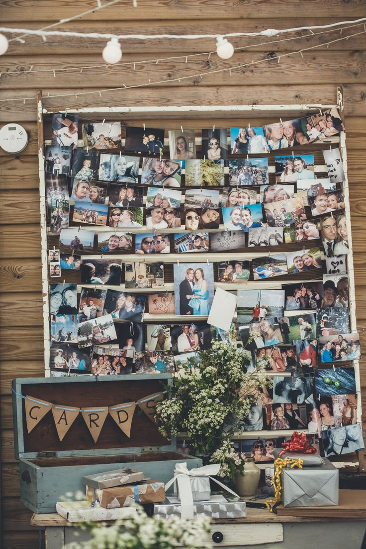 Wedding Decor - Ross Talling Photography | Rustic Wedding at The Green in Cornwall