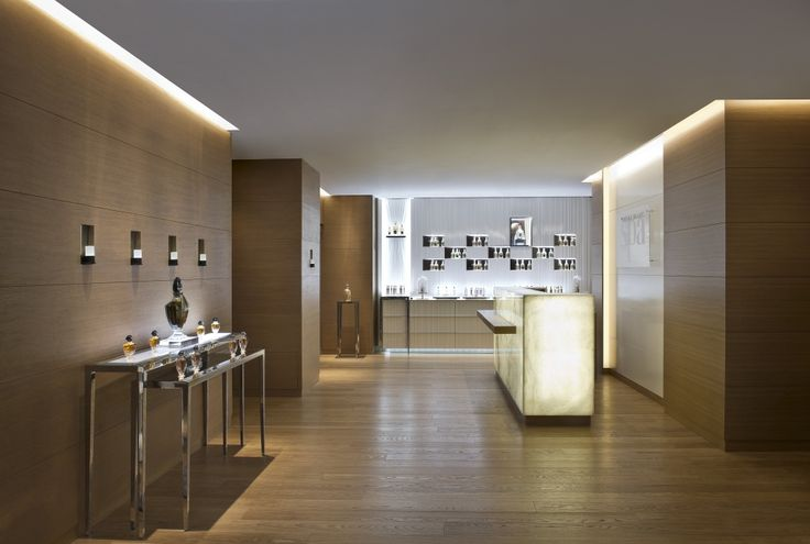 Cheval Blanc Hôtel Courchevel - Spa Cheval Blanc avec des rituels signés Guerlain