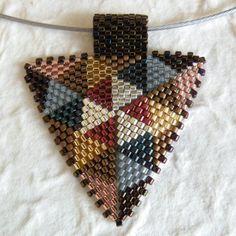 TriangleScape colgantes edredones