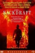 Backdraft. A boy watches first his father, then his brother, die on duty as firemen, and fulfills his own destiny. A Ron Howard film, beautifully made and intensely touching.