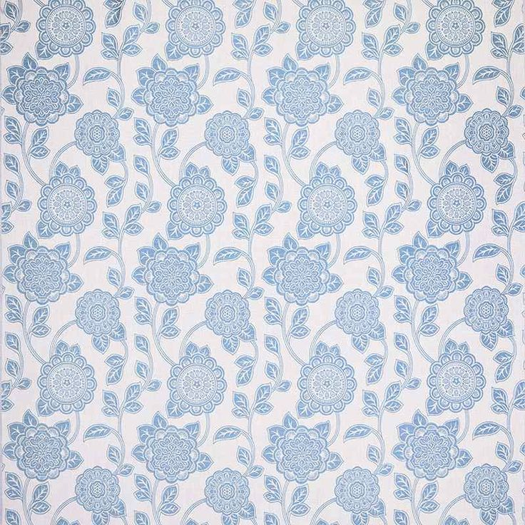 Warwick Fabrics : NAOMI, Colour SKY