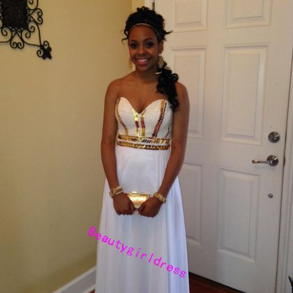 2 prom dresses in 1 sachet
