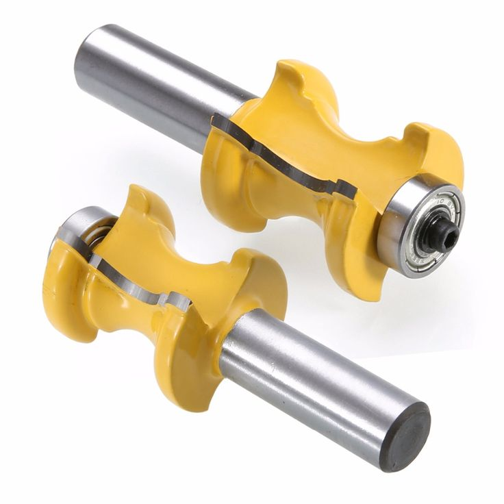 1pc 1/2'' Shank Router Bit  Bead Column //Price: $27.56 & FREE Shipping //     #wood drills  #CARVING CHISEL  #Double Feather   #Board Router   #Drill Chuck Screwdriver   #Drill Bit