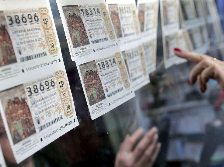 Hacienda se quedará el 20% de los grandes premios de la Lotería de Navidad