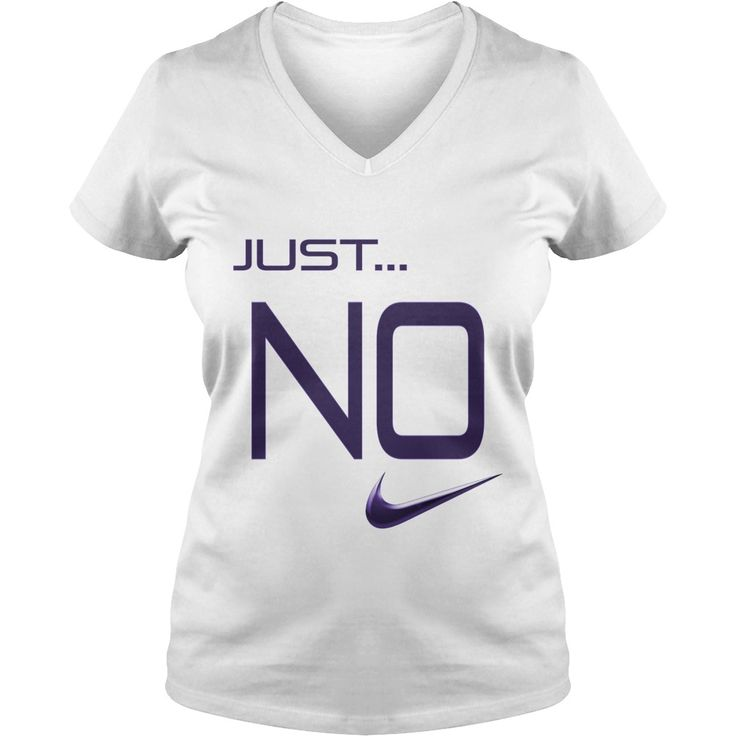 Just NO Dont do it Hockey stick well know logo style funny rework humorous design humor shirt